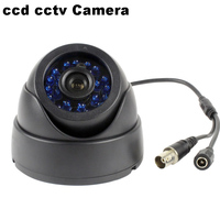 960H 800TVL Panasonic CCD CCTV Camera 24pcs Infrared Led Light IR Indoor Security Camera Night Vision
