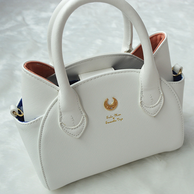 Women Brand Design moon handbag 2