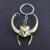 Loki Helmet Keychain (3 Designs) 5