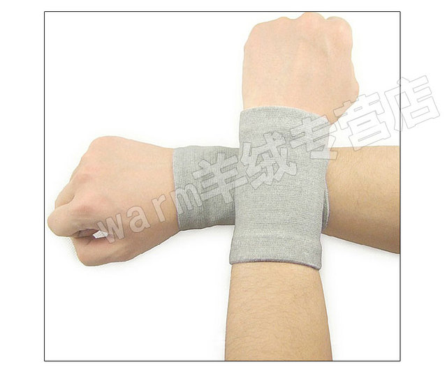 10% off kneeguard Bamboo charcoal wrist support a pair of wrist support basketball badminton sports kneepad