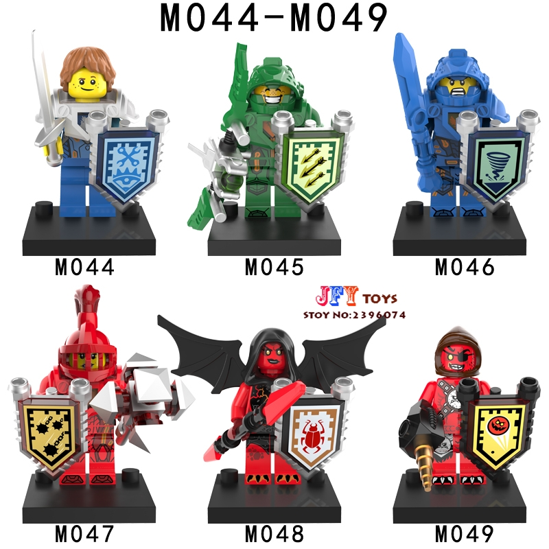 Single Sale superhero KNIGHTS Clay Macy Lance building blocks model bricks toys for children brinquedos menino loz super mario kids pencil case building blocks building bricks toys school utensil brinquedos juguetes menino jouet enfant