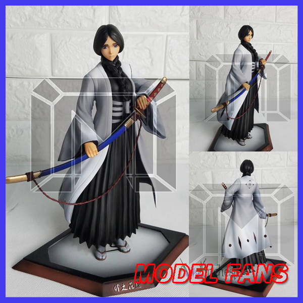 MODEL FANS IN-STOCK 25cm BLEACH Unohana Retsu GK resin statue figure for Collection christian cross 3d model relief figure stl format religion 3d model relief for cnc in stl file format