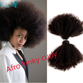 Burmese Virgin Hair Afro Kinky Curly Human Hair Bundles 4 Pcs Kinky Curly Virgin Hair Rosa Queen Hair Products 4 Bundles Deals