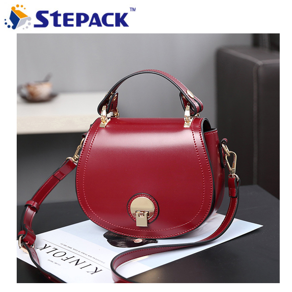 New Arrival Feshion Single Shoulder Bags Enclosed Retro Saddle Bag Mini Bag Handbag Pig Female PU Messenger Bag цены
