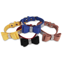 Crystal Cute Dog's Collar