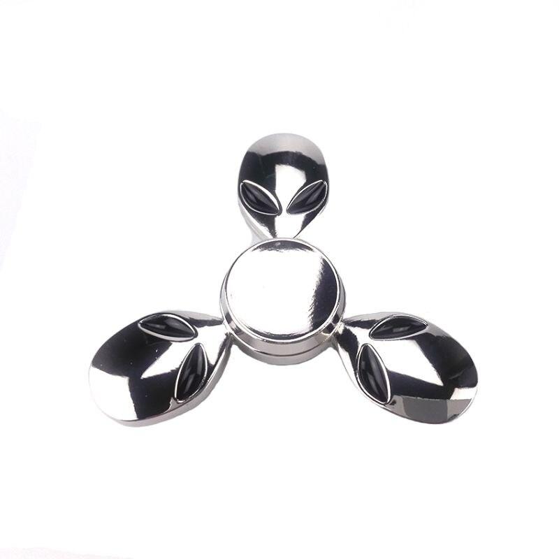 НЛО Спиннеры металл Вручение Spinner уменьшить стресс и повышение внимания нормальной и маленький размер
