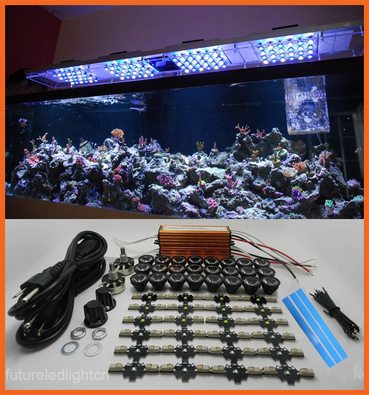 Diy Solderless 60w Cree Led Aquarium Light 60w Led Grow
