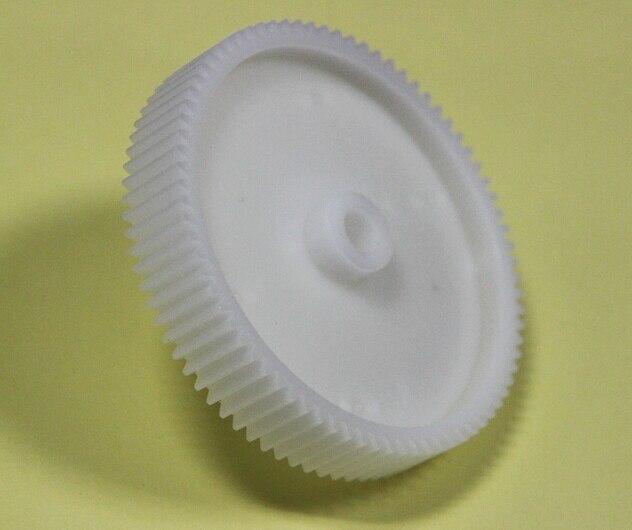 2 шт./лот детали мясорубки пластиковые шестерни 9999990056-1 fit Elenberg 15 Шестерня бытовая электрическая мясорубка часть