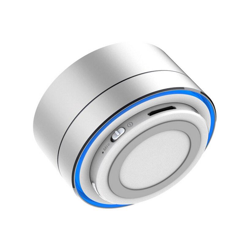 Ubit Metal Altavoz Bluetooth con micrófono Llamadas manos libres - Audio y video portátil - foto 5