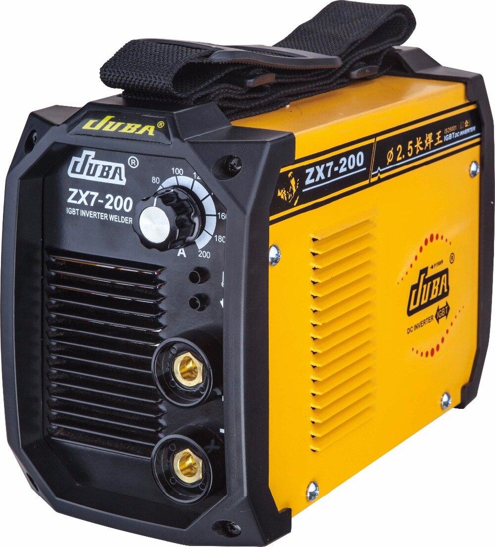 Factory Price Brand New AC220V Welding machine IGBT DC Inverter welding equipment MMA welders ZX7 200