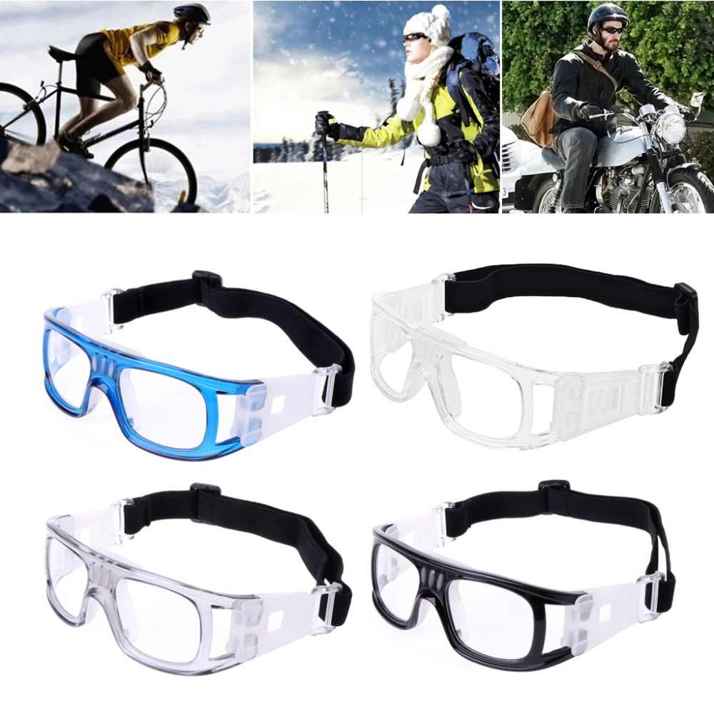 c72a8536ca8a Sport Eyewear Protective Goggles Glasses Safe Basketball Soccer Football  Cycling