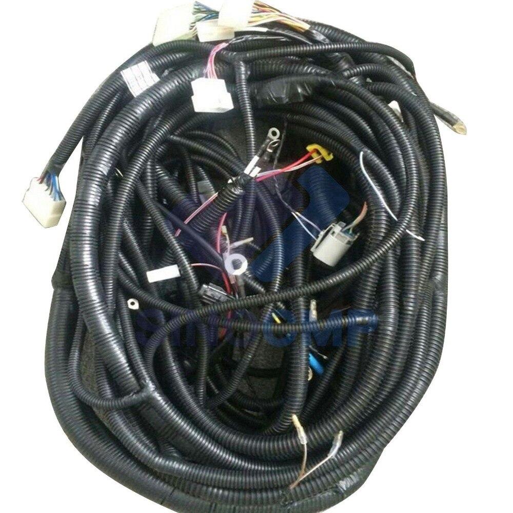 DH150LC-7 faisceau de câbles complet pour pelle Doosan Daewoo 310207-00028, garantie 3 mois