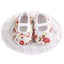 Christening Zapatos Shabby Flower Baby Girl Shoes Bow Headband Set,Rhinestone Crib Baby Booties,Crib Toddler Girl Boots Shoes(China)