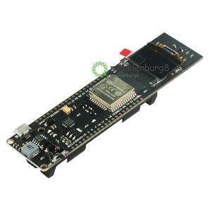Image 2 - ESP32 0.96 OLED Ekran Wi Fi Bluetooth 18650 Lityum Pil Kalkanı Geliştirme Modülü CP2102 Değiştirin ESP8266 Satış Lideri