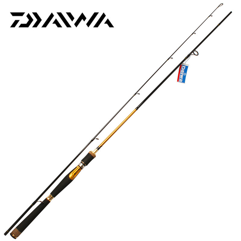 Daiwa rods m action fishing spinning rod casting for Casting fishing rod