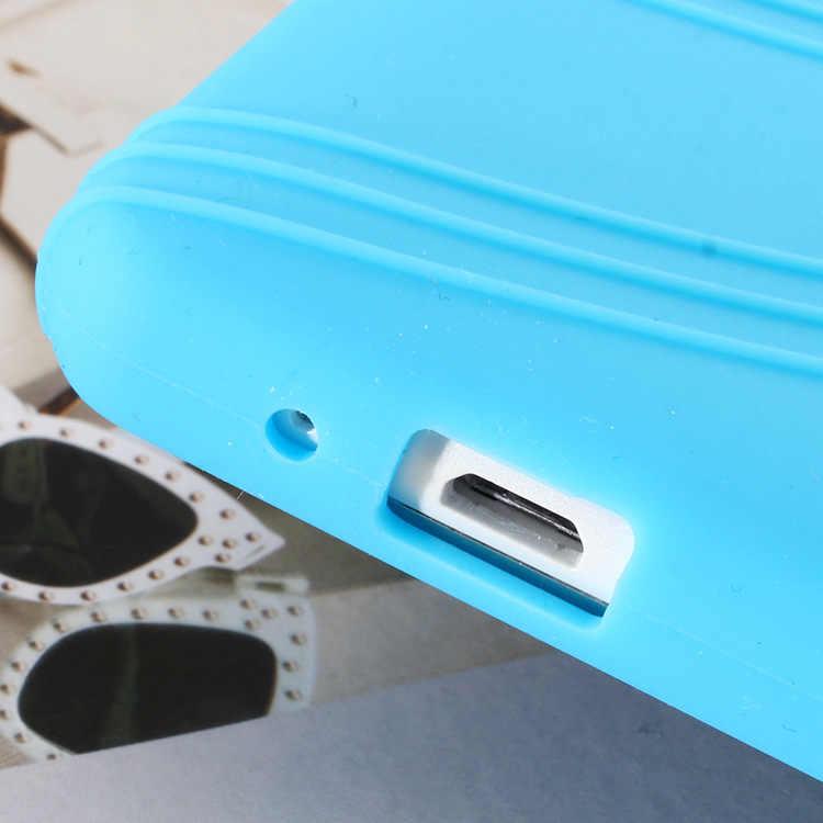 Funda de silicona suave para Huawei honor Tablet 2 8,0 pulgadas funda para Huawei MediaPad T2 Pro 8,0 JDN-W09/AL00/L01 funda trasera + stylus
