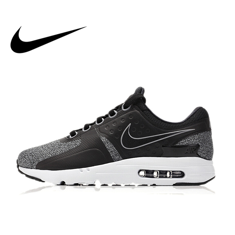 on sale adf57 e2624 Detail Feedback Questions about Original Official NIKE AIR MAX ZERO  ESSENTIAL Breathable Men s Running Shoes Sneakers Comfortable Fast Sports  Outdoor ...