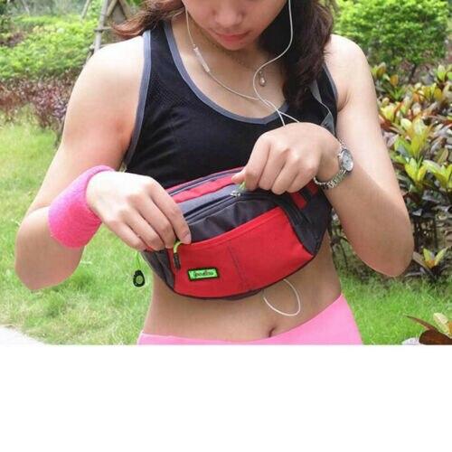 2019 Unisex Waist Packs Mens Women Waist Bag Fanny Pack Hip Camping Money Pouch Belt Sport Chest Shoulder Bags