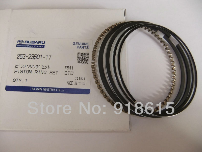 ROBIN  RGV12100 EH65 Piston Ring,for gasoline  generators parts,accessories. s2 shovels ray bead 96w led flashing police strobe intimidator windshield dash light