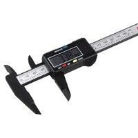 Digital vernier calibre 150mm 0.1mm escala digital régua ferramentas de medição digital calibre de profundidade vernier caliper micrômetro|vernier caliper gauge micrometer|caliper gauge micrometergauge micrometer -