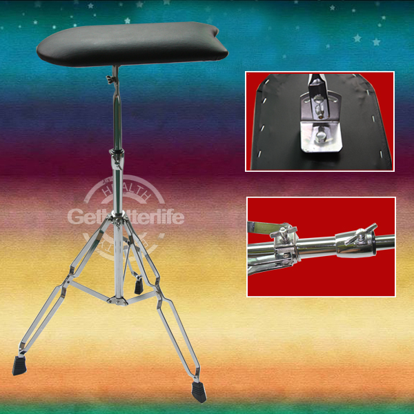 Tattoo arm/leg rest supply portable adjustable chair Small size free shipping from USA warehouse silla de tatuajes portable tattoo chair