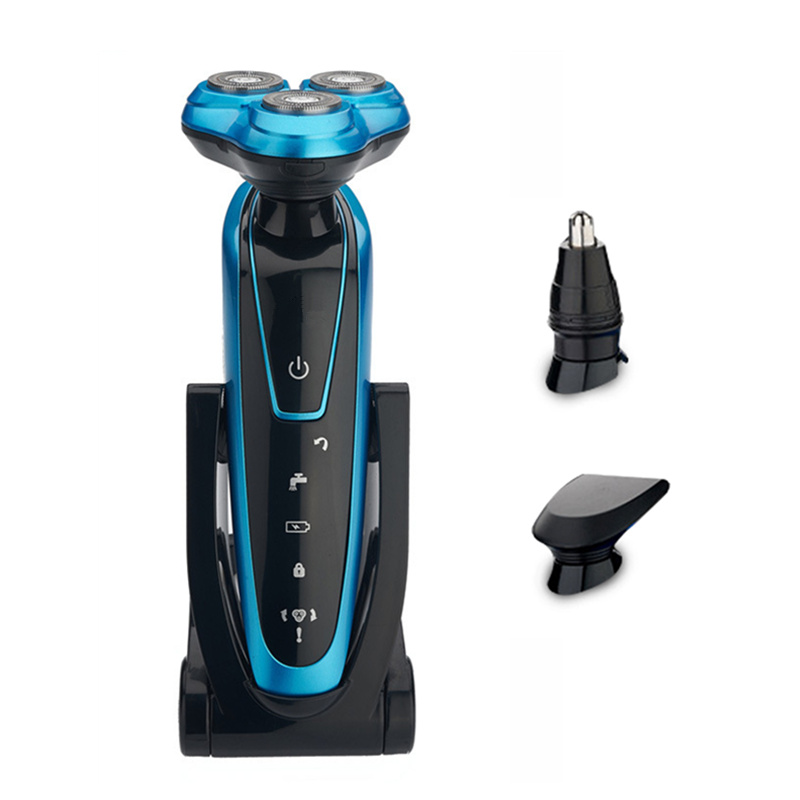 New 3 In 1 Electric Shaver Personal Care Kit Sideburns And N