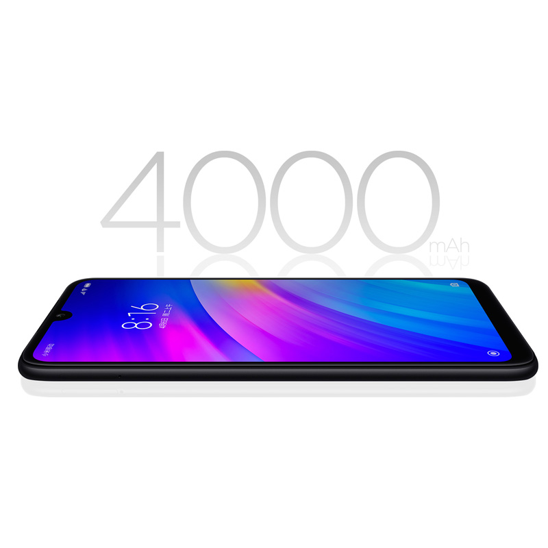 Image 3 - Global Rom Xiaomi Redmi 7 4GB RAM 64GB ROM Snapdragon 632 Octa Core 12MP Dual AI Camera Mobile Phone 4000mAh Large Battery-in Cellphones from Cellphones & Telecommunications