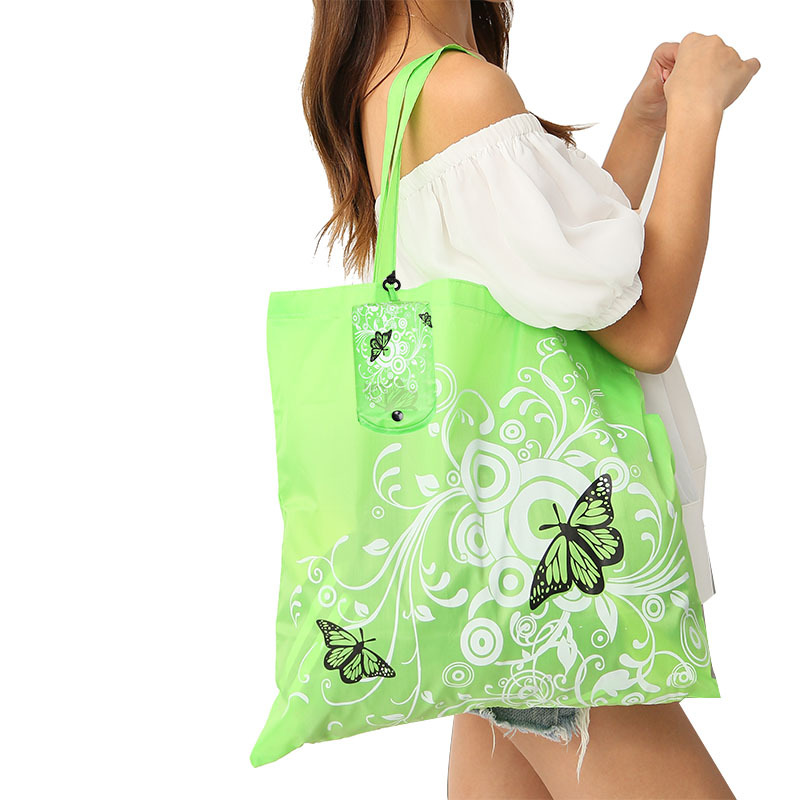 Insects Foldable Shopping Bag Reusable Eco Grocery Tote Handbag **FREE DELIVERY*
