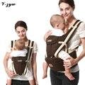 Multi-função Do Bebê Portador de Bebê Sling Criança Envoltório Do Bebê Do Algodão Mochila Atividade Engrenagem Suspensórios Ajustável Envoltório Estilingue GZ132