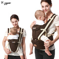 Multi-function Baby Carrier Baby Sling Toddler Wrap Cotton Baby Backpack Activity Gear Suspenders Adjustable Wrap Sling GZ132