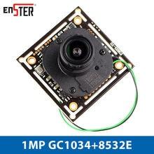 Enster nst mf3234 gc1034 + 8532e 1mp ahd модуль камеры борд