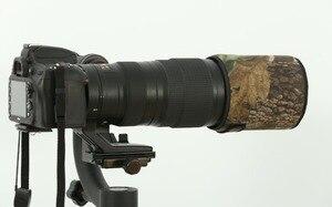 Image 4 - ROLANPRO pare soleil téléobjectif rabattable sur mesure pour Nikon AF S 200 500mm f/5.6E ED VR uniquement pour Nikon 200 500 f5.6