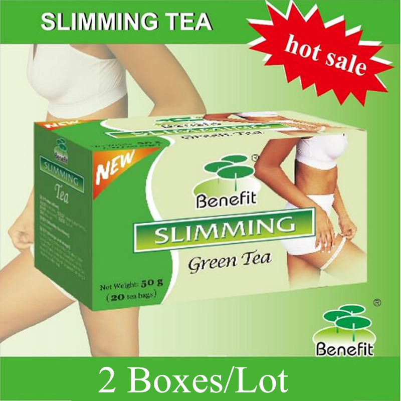 2 Boxes Benefit Fast Slimming Tea Weight Loss Herbs ...