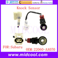 New High Quality Knock Sensor use OE NO. 22060-AA070 / 22060AA070 For Subaru