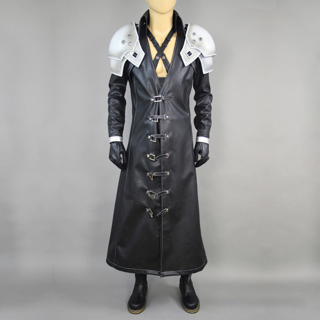 Final Fantasy VII Advent Children Sephiroth Costume