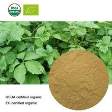 Сертифицированный USDA и EC органический экстракт Gynostemma 10:1 Gypenoside