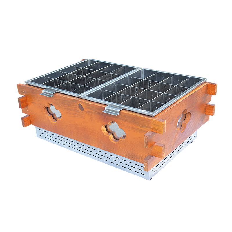 110/220V 32 Grids Commercial Electric Kanto Cooking Machine Oden Machine Wooden Anti Scald Spicy Hot Pot Meatball EU/AU/UK/US hot sale electric commercial stuffed meatball making machine cfr price shipoping by sea