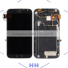 Free DHL 3-7DAYS 10PCS N7100 Lcd Screen HH For Samsung Galaxy Note 2 Lcd Display With Touch Screen Digitizer