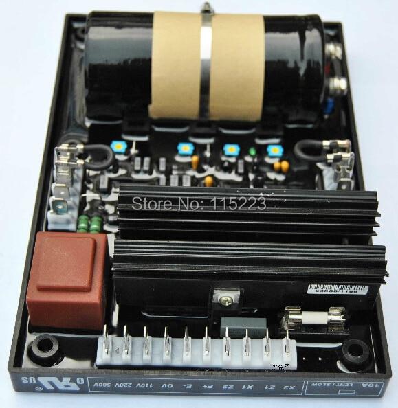 Leroy Somer AVR R449 Alternator Generator AVR Programmer leroy somer lsa generator avr mx341