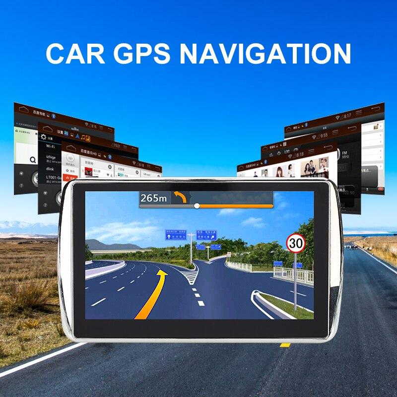 MP4 Автомобильный навигатор gps навигатор цифровая система навигации транспортного средства портативные датчики фотографии