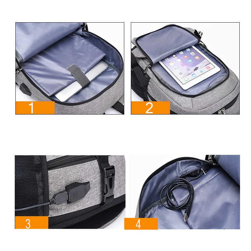 Мужской рюкзак школьные сумки для девочек-подростков холст высокой емкости Книга сумка Мальчики Рюкзак мужской USB школьный женские рюкзаки для ноутбука студент школьного рюкзака портфель школьный для мальчиков