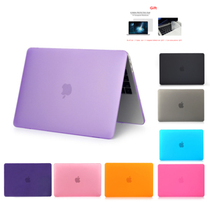 New Crystal\Matte Case For Apple Macbook Air Pro Retina 11 12 13 15 16,for New air A1932 A2179 New Pro13 A2289 A2251