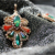 Tianshe festa de cristal austríaco palácio boemia longa borla jóias brinco de cristal de luxo, 006