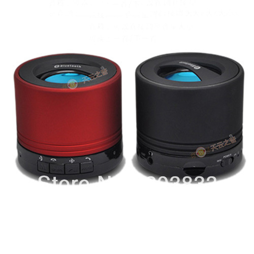 Wireless Bluetooth TF Card Speaker New style of High Quality Mini speaker For iPhone/iPad/Samsung/cellphone