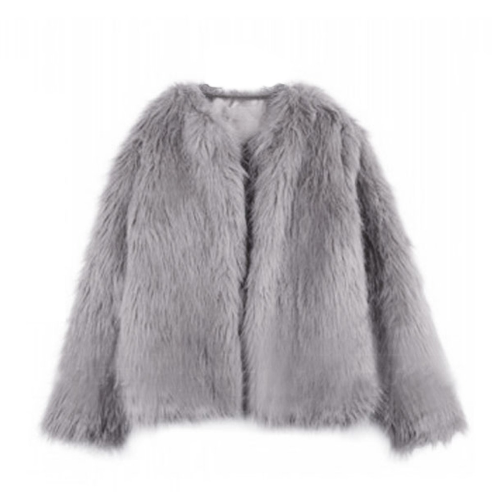 Online Buy Wholesale fake fur coats for sale from China fake fur ...