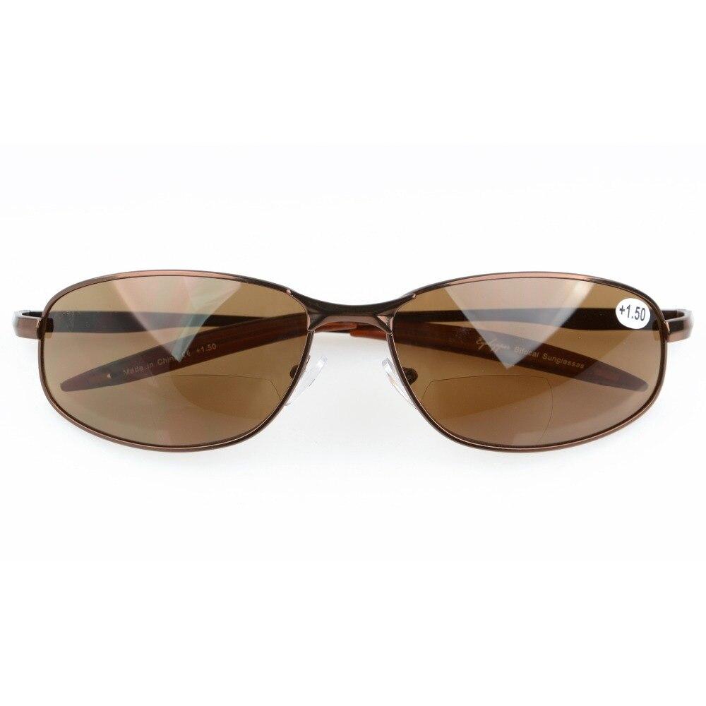 S15003 Bifokale Eyekepper-Sonnenbrille mit Metallrahmen für den - Bekleidungszubehör - Foto 5