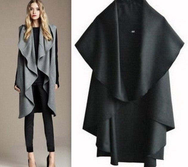 Plus Size Wool Coats Photo Album - Reikian