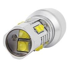 High quality 1Pcs T15 80W Car LED Fog Brake Turn Signal Driving Lightings Fog Light Led Fog Lamp Bulb High Quality for Vehicle