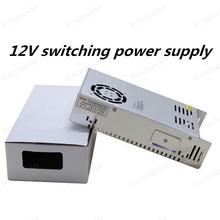 12V 33A 400W Switching power supply Driver For LED Light Strip Display AC110V/ 220V Factory Supplier free shipping