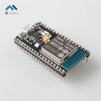 Free Shipping NodeMCU 32S Lua WiFi LOT Development Board ESP32S Dual Core ESP 32S NodeMCU Wireless